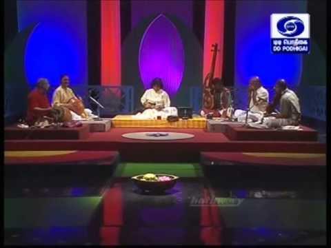 U Srinivas Mandolin Sai Bhajan