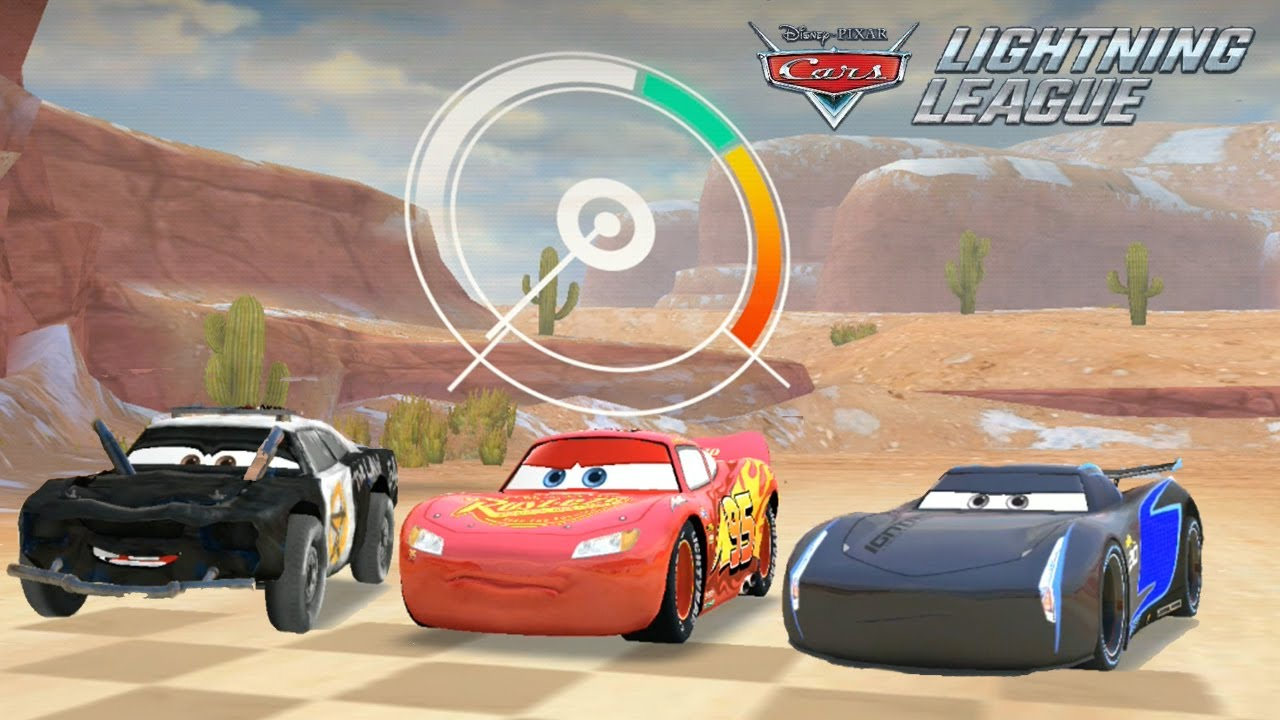 Cars Lightning League Full Screen Apb Vs Jackson Storm Vs Lightning Mcqueen Gameplay Youtube