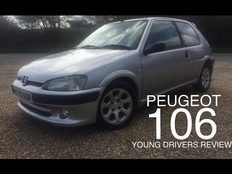 Peugeot 106 Quiksilver   Young Drivers Review