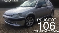 Peugeot 106 Quiksilver | Young Drivers Review