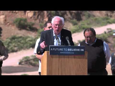 Sanders Visits U.S.-Mexican Border | Bernie Sanders