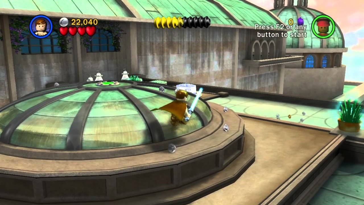 Let S Play Lego Star Wars Part 3 Theed