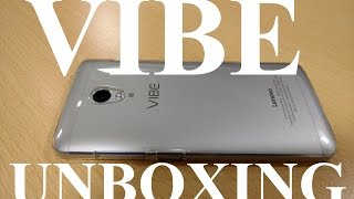 [Hindi - हिन्दी] Lenovo Vibe P1 Unboxing and First Look Review (a Powerbank?)