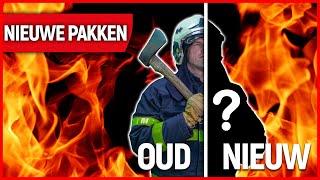 Onthulling en test nieuwste brandweerpak van Nederland | Brandweervloggers Rick & Richard | VLOG#32