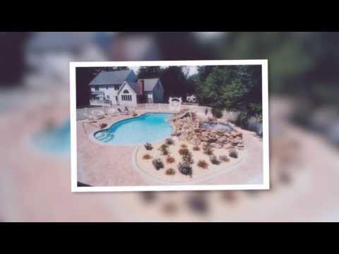 Rizzo Pools Custom Concrete Swimming Pools