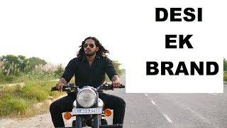 Desi Ek Brand || Desi Hu Gawar Nhi || The Berozgars || Rohit Sehrawat
