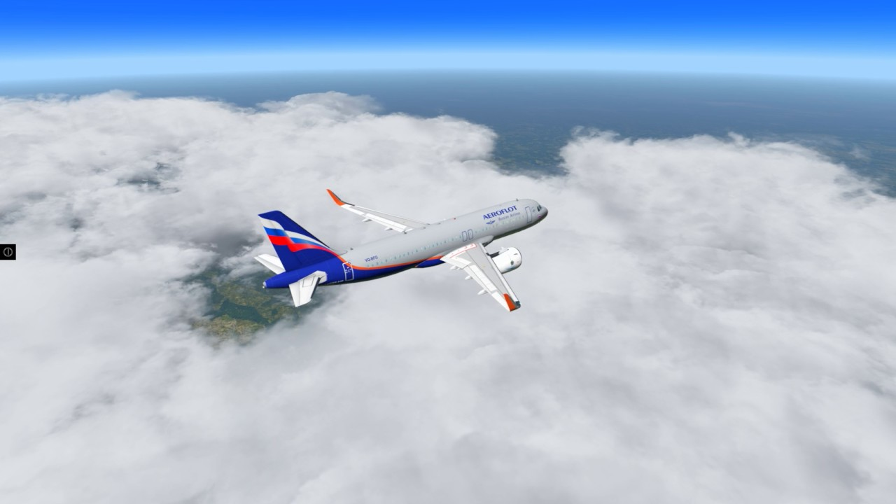 X-Plane 11, JARDesign A320, X-Enviro, XEnviro experimental ...