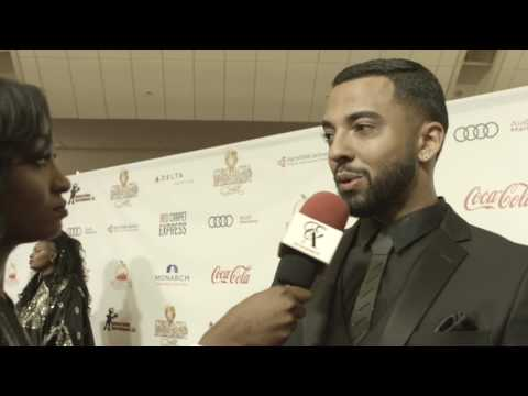 5th Annual Georgia Entertainment Galla  Interview Christian Keyes