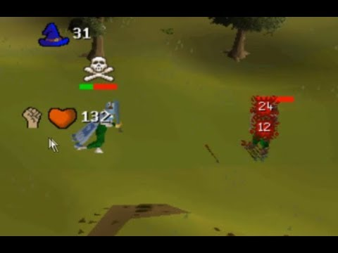 [F2P Pking] Master of Movement   Sliding/Backstepping/Animation Cancelling/Fakies