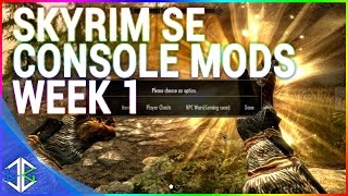 Console Mods Weekly – Week 1 – Skyrim Special Edition (Xbox One/PC)