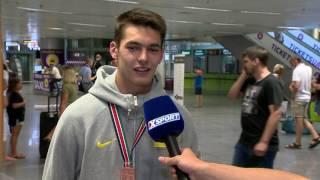 Легкая атлетика. Владислав Лавский - бронзовый призер ЧМ U-23 по прыжкам в высоту.