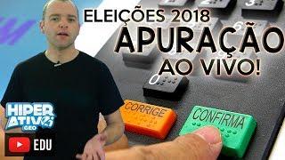 🔴 RESULTADO DAS ELEIÇÕES 2018 ACOMPANHE A APURAÇÃO EM TEMPO REAL thumbnail