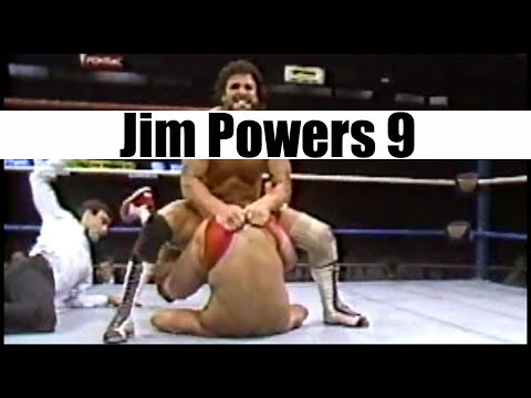 Jim Powers vs Al Perez: Jobber Squash Match