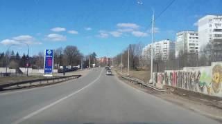 Наро-Фоминск. Стройки города.