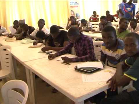 Fed Ministry of Power Trains Youth on Renewable Energy Development.