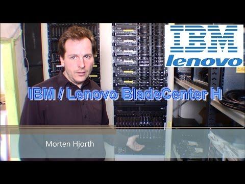 IBM / Lenovo BladeCenter H, Now on full Power - 172