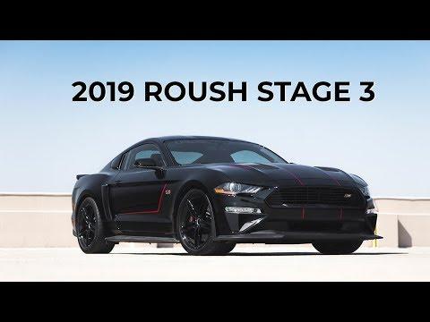2019 Roush Stage 3 Roush Performance Youtube