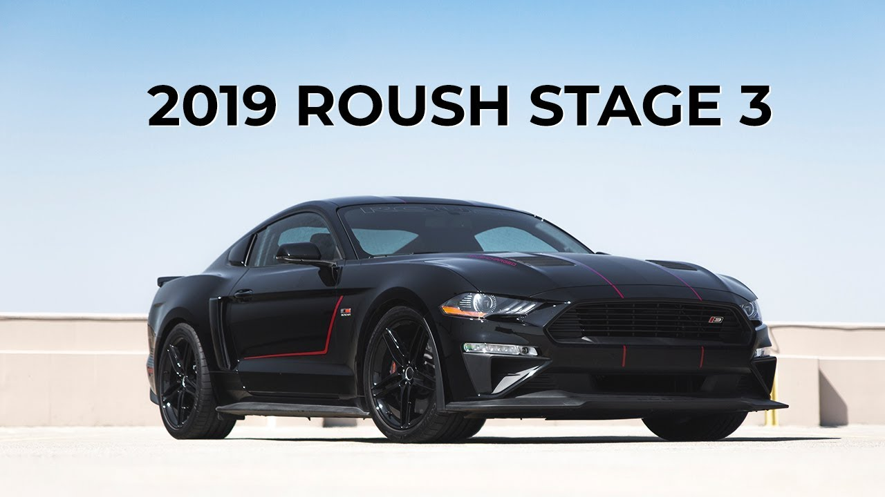 Roush Stage 3 >> 2019 Roush Stage 3 Roush Performance