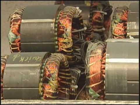 Segunda Parte del Proceso de Fabricación de las Bombas Sumergibles NABOHI