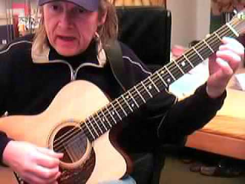 Sailing Rod Stewart Guitar Lesson By Siggi Mertens Youtube