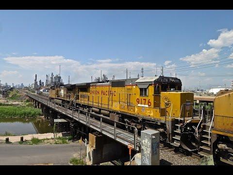 Union Pacific & BNSF in Denver Colorado Part 2