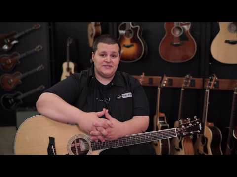 400 Series Acoustic Guitar Overview