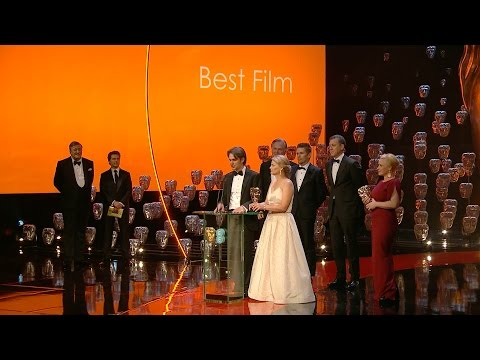 Boyhood wins Best Film BAFTA - The British Academy Film Awards 2015 - BBC One