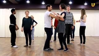 Танцуй №61!Урок по Соло-Бачате!