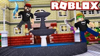 ROBLOX ASSASSIN AWESOME NEW UPDATE WITH NEW KNIFES AND GAME MODES!!!
