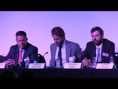 2017 10th Annual Shipping, Marine Services & Offshore Forum - LNG Shipping Panel