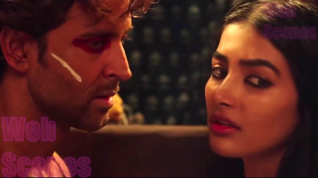 Download Pooja Hegde Kissing Scene in Mohenjo Daro