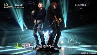 [Vietsub] Masquerade -  KyuHyun with JungMo(TRAX) - (Immortal Song 2).mkv