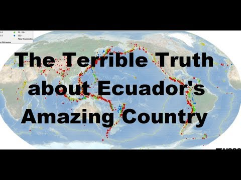 The Terrible Truth About Ecuador's Amazing Country That You Need To Know