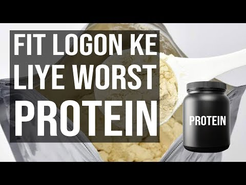 Worst Protein Powder for Healthy People