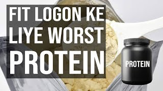 The Worst Protein for Fit and Healthy People