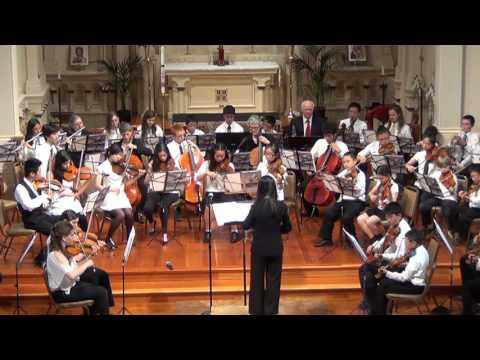 Half Moon Serenade, Sunset Youth Orchestra 511.2013