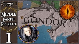 Crusader Kings 2: Intro to Middle Earth Project #1 - Sauron Gets a Haircut