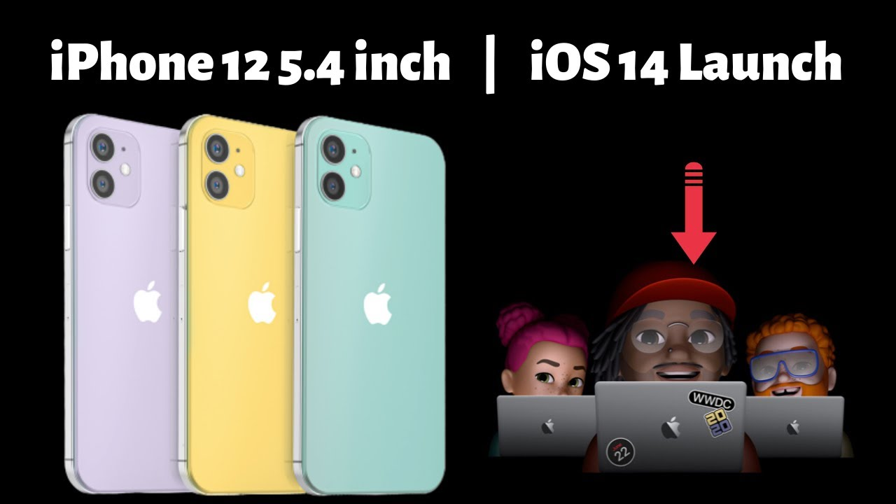 iPhone 12 5.4 inch | iOS 14 release date, wwdc, Arogya setu app data leak