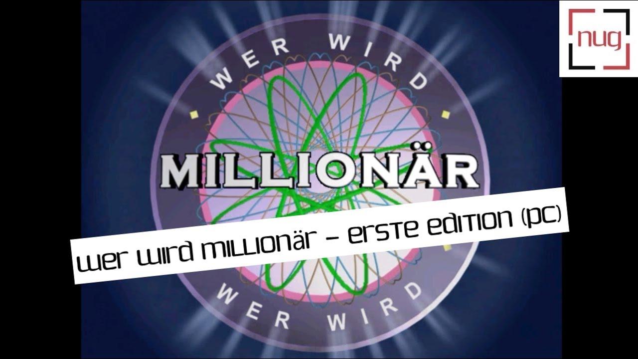 Wer Wird Millionär Erste Sendung