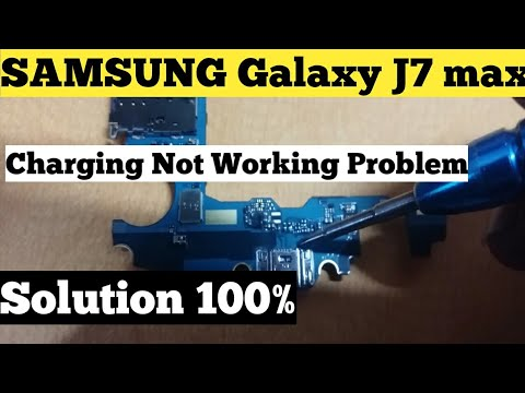 Samsung j701f charging paused battery temperature too low solution