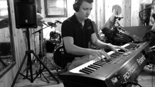 My piano rock medley