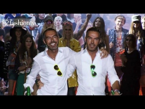 Dsquared2: A Fashion Story | hosted by Hofit Golan | FashionTV