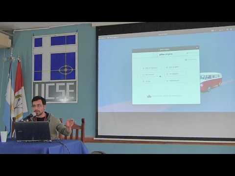 Image from PyDay Rafaela 2016 - Manuel Quiñones (Manuq) - Creando videojuegos con Pilas Engine