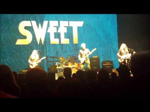 Sweet - Ballroom Blitz Live at O2 London