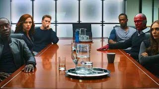 Sokovia Accords Debate | Captain America Civil War (2016) | Movie Clip