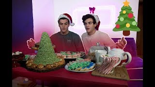Holiday MUKBANG