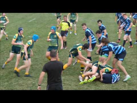 Ontario U16 vs Glasgow Aug16
