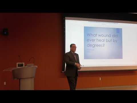 Dr. Brooks - Grand Rounds Presentation at University Medical Center of Princeton
