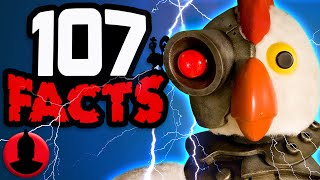 107 Robot Chicken Facts YOU Should Know - (ToonedUp #150) | ChannelFrederator