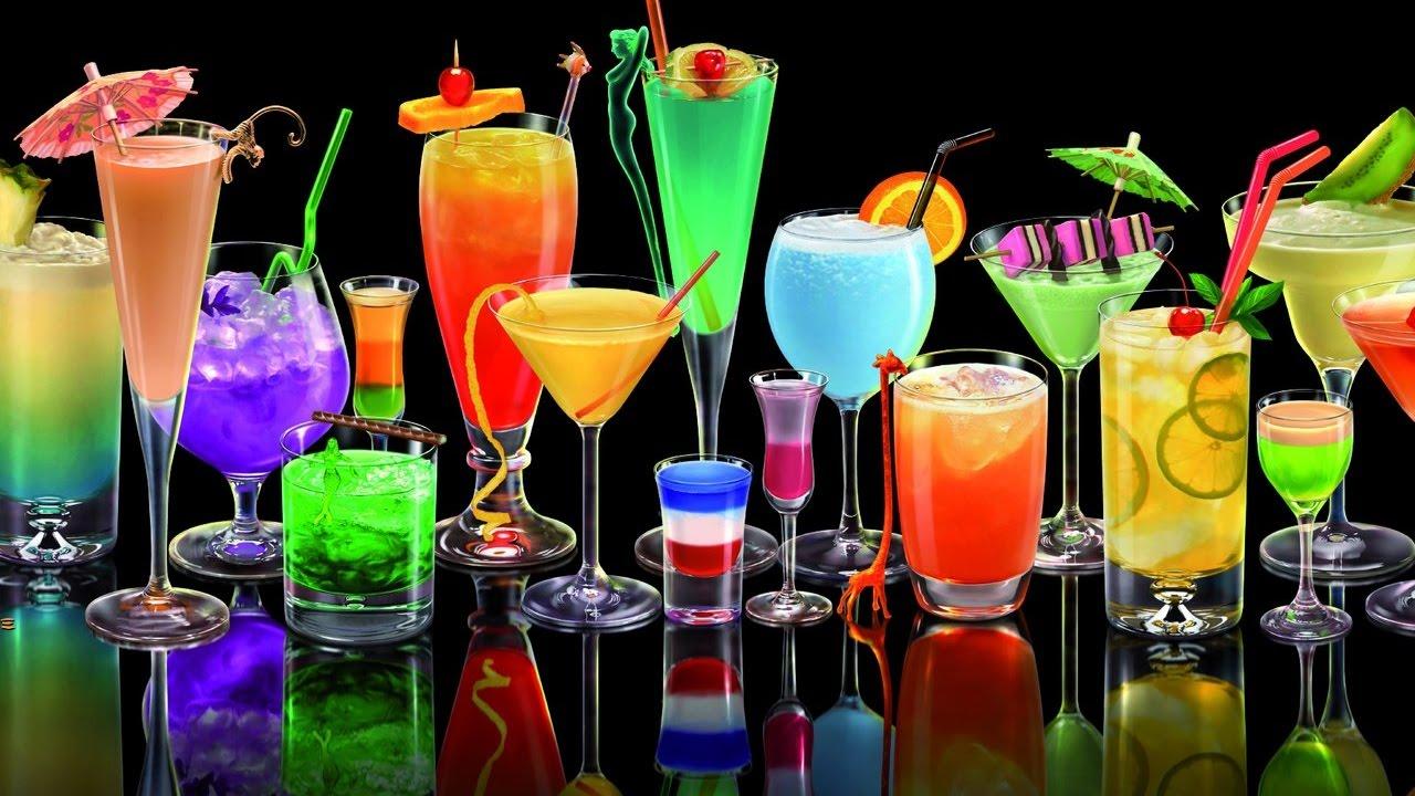 Поздравление коктейль на юбилей